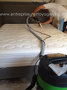 Yacht mattress cleaning french riviera